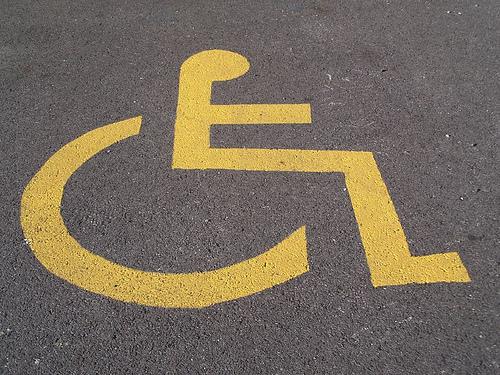 ADA Compliant Handicap Painting Service